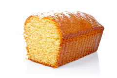 Half of cake Royalty Free Stock Photography