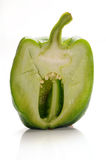 Half capsicum Royalty Free Stock Photo