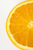 Half Citrus Orange Juicy Raw Food Fruit Ingredient Produce Royalty Free Stock Photo