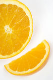 Half Citrus Orange Juicy Raw Food Fruit Ingredient Produce Royalty Free Stock Photography
