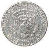 Half coin liberty Stock Photo