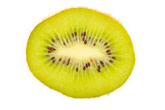 Half cut kiwi Royalty Free Stock Photography