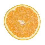 Half cut of orange Royalty Free Stock Image