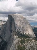 Half Dome. In Yosemite National Park, California Royalty Free Stock Photography