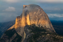 Half Dome. Yosemite National Park Stock Image
