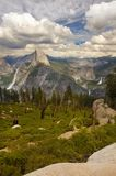 Half Dome Stock Photography