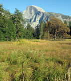 Half dome Royalty Free Stock Photo