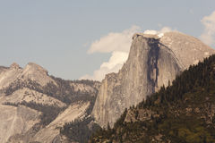 Half Dome 6405 Royalty Free Stock Photography