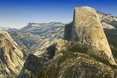 Half dome Stock Photos