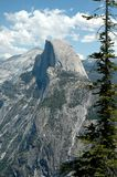 Half Dome. From Glacier Point Royalty Free Stock Photography