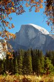 Half Dome Autumn Stock Photos