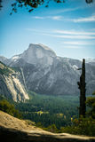 Half Dome Royalty Free Stock Photos