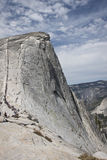 Half Dome Vista Stock Image
