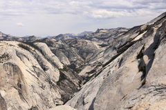 Half Dome Vista Royalty Free Stock Photo