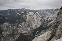 Half Dome Vista Royalty Free Stock Image