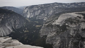 Half Dome Vista Royalty Free Stock Photos