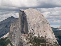 Half Dome in Yosemite Royalty Free Stock Image
