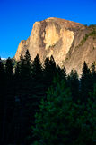 Half Dome, Yosemite National Park Royalty Free Stock Photography