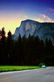 Half Dome, Yosemite National Park Stock Photos