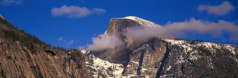 Half Dome, Yosemite National Park, California Stock Photography