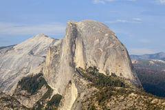 Half Dome. In Yosemite National Park, California Royalty Free Stock Images