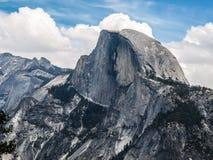 Half Dome in Yosemite Stock Image