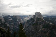 Half Dome, Yosemite National Park, California, USA Royalty Free Stock Image