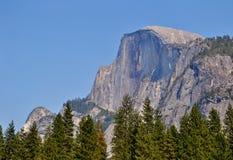 Half Dome; Yosemite National Park Royalty Free Stock Photos