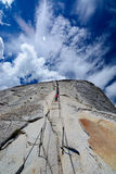 Half dome - Yosemite National Park Royalty Free Stock Photo