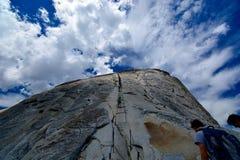 Half dome - Yosemite National Park Royalty Free Stock Image