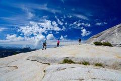 Half dome - Yosemite National Park Stock Image