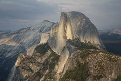 Half dome Stock Photo