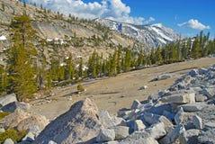 Half Dome, Yosemite National Park, Sierra Nevada Mountains, California Stock Photography
