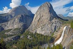 Half Dome, Yosemite National Park, Sierra Nevada Mountains, California Royalty Free Stock Photography