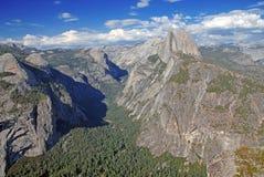 Half Dome, Yosemite National Park, Sierra Nevada Mountains, California Royalty Free Stock Photo