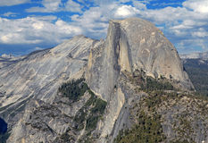 Half Dome, Yosemite National Park, Sierra Nevada Mountains, California Stock Images