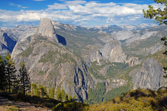 Half Dome, Yosemite National Park, Sierra Nevada Mountains, California Royalty Free Stock Photography