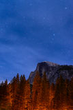 Half Dome, Yosemite National Park Stock Photo