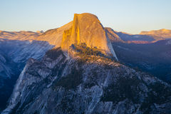 Half dome, Yosemite National Park Royalty Free Stock Photos