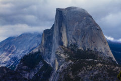 Half Dome Yosemite Royalty Free Stock Photo