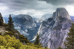 Half Dome Yosemite Stock Photography