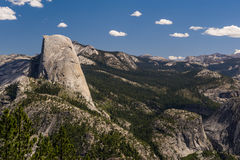 Half Dome and Yosemite Valley Royalty Free Stock Photo