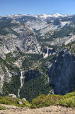 Half Dome of Yosemite Valley Royalty Free Stock Photo