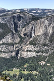 Half Dome of Yosemite Valley Royalty Free Stock Photography