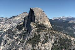 Half Dome of Yosemite Valley Royalty Free Stock Photos