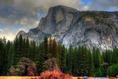 Half Dome Yosemite Valley Stock Photos
