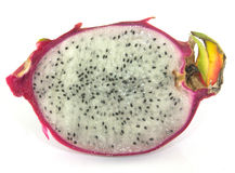 Half a dragon fruit Royalty Free Stock Photo
