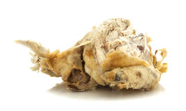 Half Eaten Roast Chicken Royalty Free Stock Photo