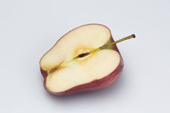 Half fresh apple  Royalty Free Stock Photography