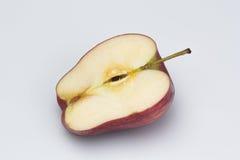 Half fresh apple  Royalty Free Stock Photography